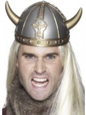 Around The World Viking Helmet Small Horns